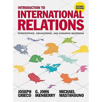 Inleiding tot internationale betrekkingen door Joseph Grieco