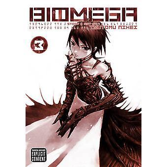 Biomega Vol. 3 by Tsutomu Nihei