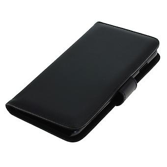 OTB (kunstleer) voor Apple iPhone 6 Pocket plus Bookstyle black