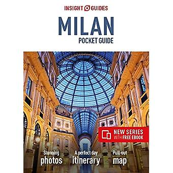 Insight Guides Pocket Milan Travel Guide with Free eBook