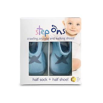 StepOns - Half Sock + Half Shoe! - 6-12m