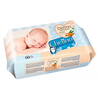 Chelino Fashion and Love Infant wipes 60 units (Baby & Toddler , Diapering , Baby Wipes)