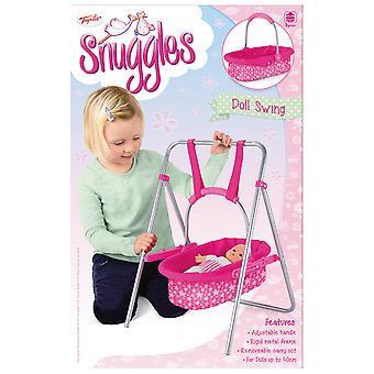 Toyrific kuschelt Puppe Swing