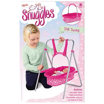 Toyrific Snuggles poupée Swing
