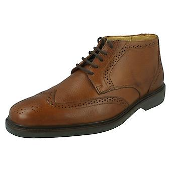Mens Anatomic Ankle Boots Hugo