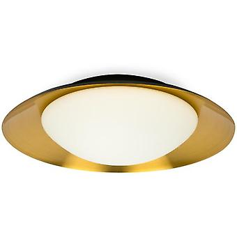 Wellindal Ceiling Side 390 Black And Copper 15W 3000K