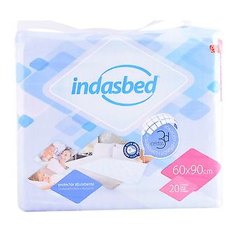 Incontinence Protector Indasbed Indasec/60 x 60 cm - 20 Units