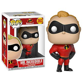 Incredibles 2 Mr Incredible Pop! Vinyl