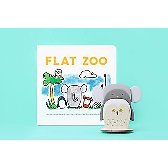 Flat Zoo by Claudio Ripol - 9780993517440 Book