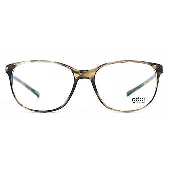 Gotti Willy BSB Havana Glasses