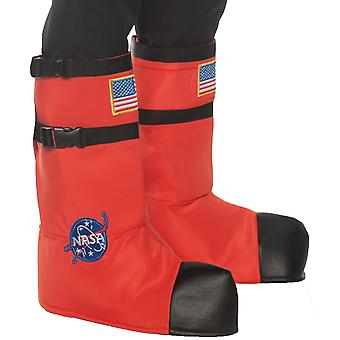 Astonaut Boot tops Child Orange