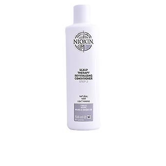 Nioxin System 1 couro cabeludo Revitaliser cabelo fino condicionador 300ml Unisex