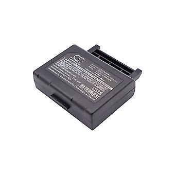 Battery for Honeywell Intermec 074201-003 074201-004 203-778-001 CN2 HCN2-LI