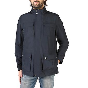 Geox Original Men Spring/Summer Jacket - Blue Color 56666