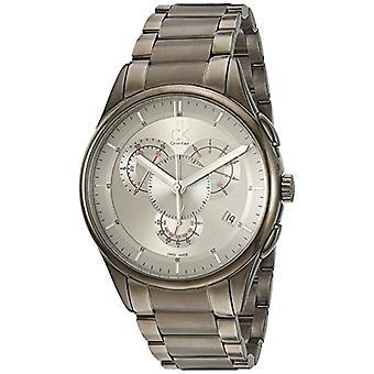 Calvin Klein K2A27926-wrist watch for men, men's quartz stainless steel