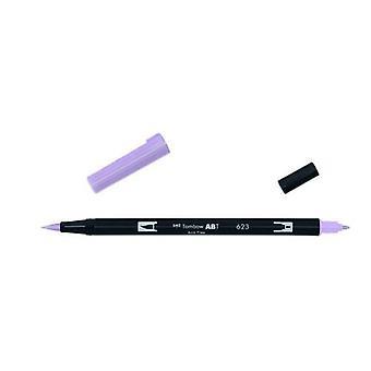 Tombow ABT Dual Brush Pen paarse salie ABT-623