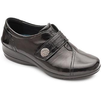 Padders Simone Womens Casual Wedge Shoe