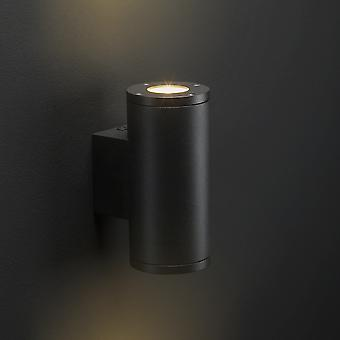 Cree LED Wandleuchte Sabugal   warmweiß   2 x 2 Watt   nach oben & unten