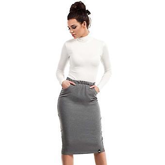 Grey moe skirts