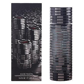 Men's Perfume The Game Davidoff EDT/100 ml