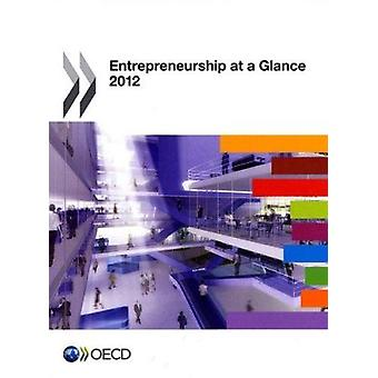 Entrepreneurship at a Glance 2012 (2nd ed) by Organisation for Econom