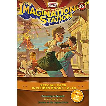 Imagination Station Books 16-18 Pack by Marianne Hering - 97815899795