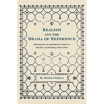 Realism and the Drama of Reference: Strategies of Representation in Balzac, Flaubert, and James