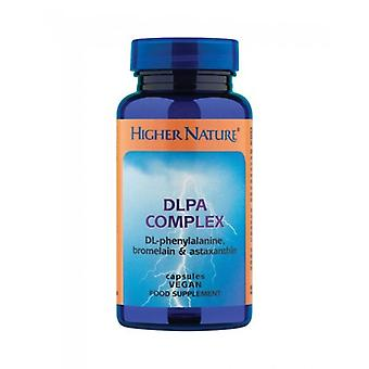 Higher Nature DLPA Complex Vegetable Capsules 90 (INC090)