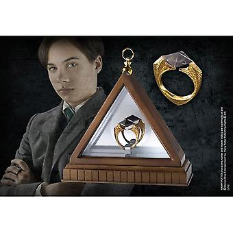 Harry Potter den Horcruse ring display