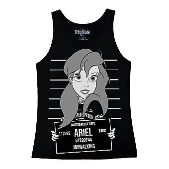 Twisted Apparel Ariel Mugshot Vest Top