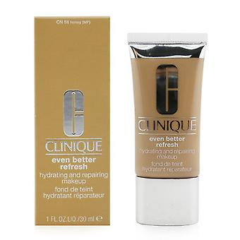 Clinique Even Better Refresh Hydrating And Repairing Makeup - # CN 58 Honey 30ml/1oz