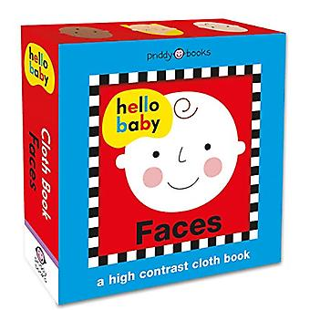 Hello Baby Faces Cloth Book by Roger Priddy - 9781783419074 Book