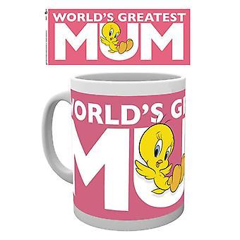 Looney Tunes Welt beste Muttertag Becher