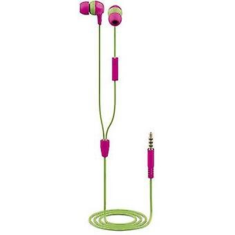 Trust Buddi Kids In-ear headphones In-ear Pink