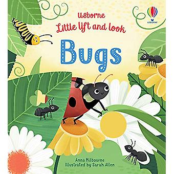 Little Lift and Look Bugs by Anna Milbourne - 9781474968812 Book