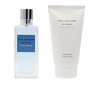 Angel Schlesser Eau Fraîche Citrus Marino Set 2 Pz For Men