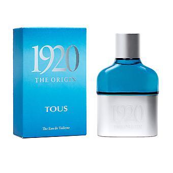 Tous 1920 The Origin Edt Spray 100 ml voor heren