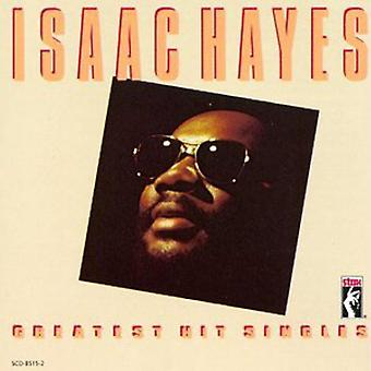 Isaac Hayes - Greatest Hit Singles [CD] USA import