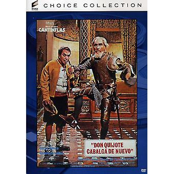 Don Quijote Cabalga De Nuevo [DVD] USA import