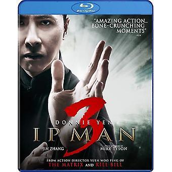 Ip Man 3 [Blu-ray] USA import