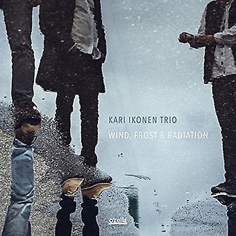 Kari Ikonen - Wind Frost Radiation [CD] USA import