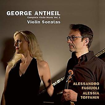 Complete Violin Music 1 [CD] USA import