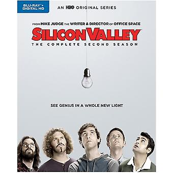 Silicon Valley: The Complete Second Season [Blu-ray] USA import
