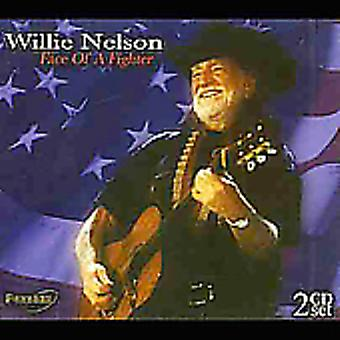 Willie Nelson - Face of a Fighter [CD] USA import