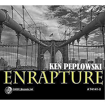 Ken Peplowski - Enrapture [CD] USA import