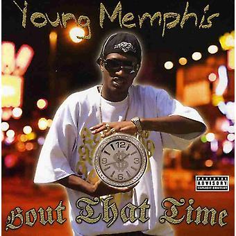 Unga Memphis - skjutningen att tid [CD] USA import