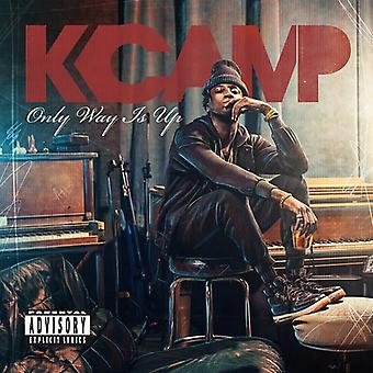 K Camp - enda vägen är upp [CD] USA import