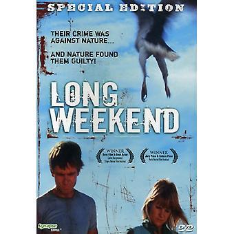 Long Weekend [DVD] USA import