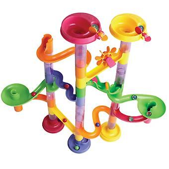 Traditional 30 Piece Marble Run Set for the Whole Family - Boxed Gift