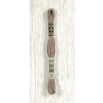 DMC Special Mouline Stranded Cotton Cross Stitch Threads Skeins 8m - 07